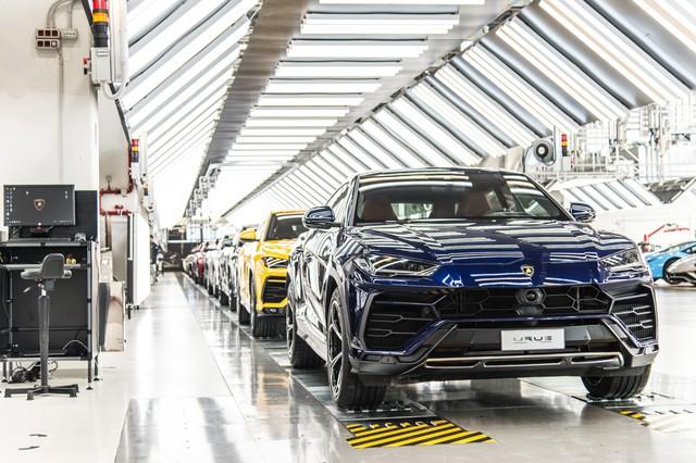 Kỳ công chọn cấu hình cho chiếc Lamborghini Urus đầu tiên về Việt Nam - Ảnh 7.