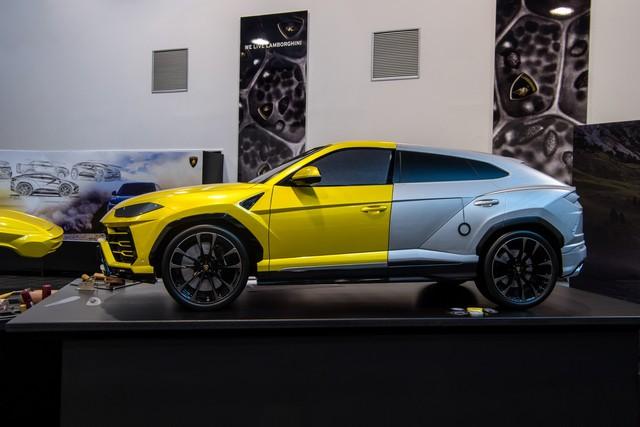 Kỳ công chọn cấu hình cho chiếc Lamborghini Urus đầu tiên về Việt Nam - Ảnh 2.