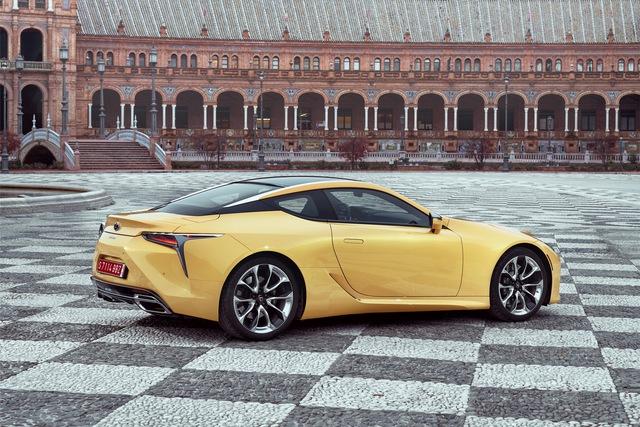 Xe sang Lexus LC Coupe 2018 được chốt giá từ 2,1 tỷ Đồng - Ảnh 6.