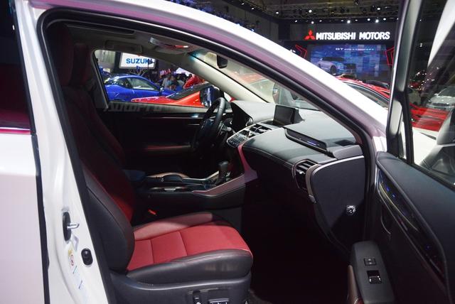 Chiêm ngưỡng crossover hạng sang Lexus NX 2018 tại Việt Nam - Ảnh 16.