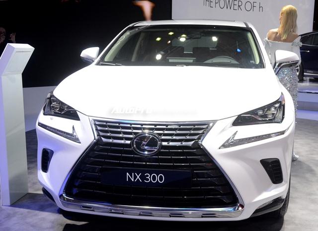 Chiêm ngưỡng crossover hạng sang Lexus NX 2018 tại Việt Nam - Ảnh 1.