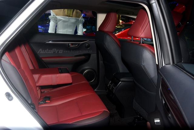 Chiêm ngưỡng crossover hạng sang Lexus NX 2018 tại Việt Nam - Ảnh 8.