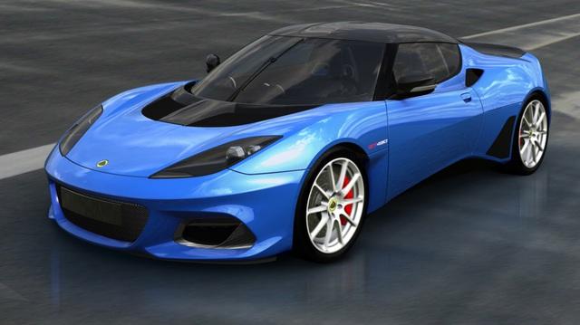 Evora GT430 Sport - Xe đường phố nhanh nhất trong lịch sử hãng Lotus