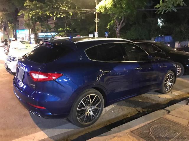 Dàn xe Maserati đình đám của các tay chơi Hà Nội tụ tập dưới phố - Ảnh 8.