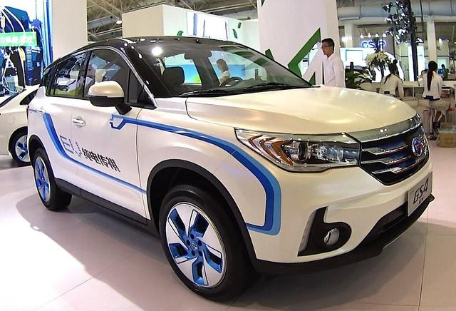 Xe điện - đòn bẩy của ô tô Trung Quốc - Ảnh 4.