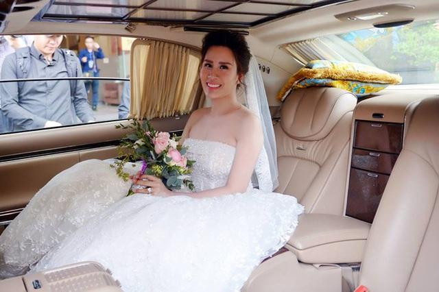 MC Thành Trung đón dâu bằng Maybach 62S trị giá 28 tỷ Đồng - Ảnh 2.
