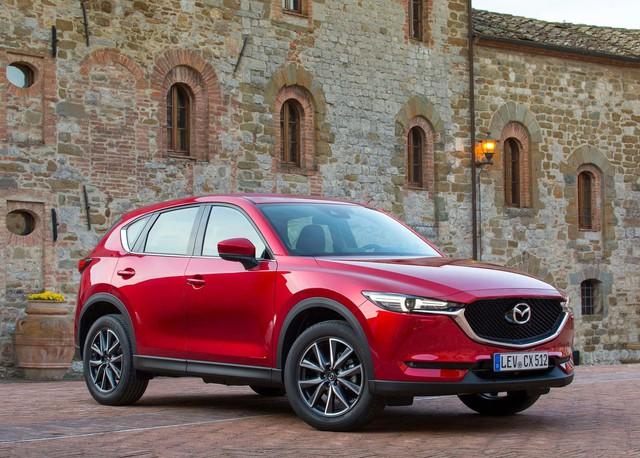 Mazda sắp ra mắt crossover mới, nằm giữa CX-5 và CX-9 - Ảnh 2.