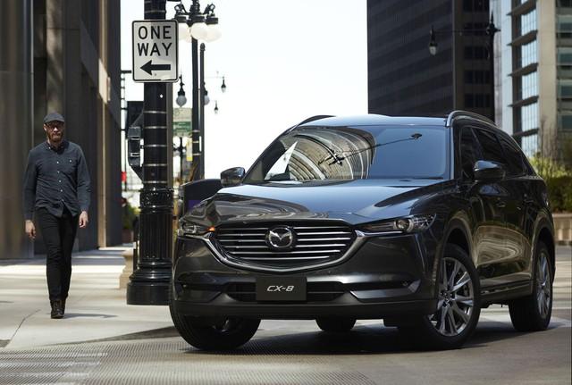Mazda sắp ra mắt crossover mới, nằm giữa CX-5 và CX-9 - Ảnh 1.