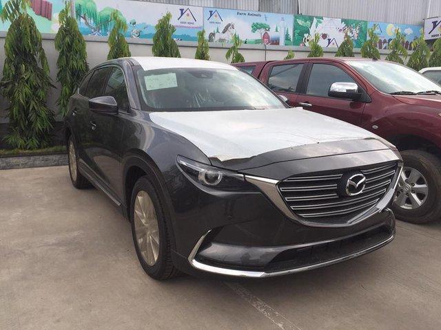 Crossover 7 chỗ Mazda CX-9 2017 xuất hiện tại Sài Gòn, giá khoảng 2,3 tỷ Đồng - Ảnh 3.