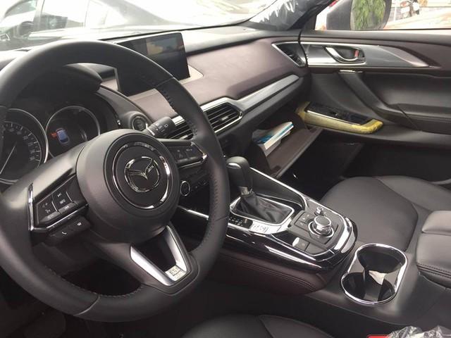 Crossover 7 chỗ Mazda CX-9 2017 xuất hiện tại Sài Gòn, giá khoảng 2,3 tỷ Đồng - Ảnh 5.