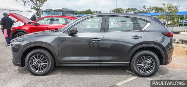 Mazda CX-5 2017 liên tiếp ra mắt Đông Nam Á nhưng vẫn mất hút tại Việt Nam - Ảnh 12.