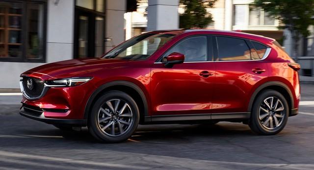 Mazda CX-5 2018 có thêm công nghệ ngắt xy-lanh chủ động tại Mỹ - Ảnh 1.