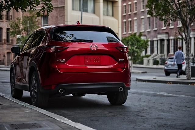 Mazda CX-5 2018 có thêm công nghệ ngắt xy-lanh chủ động tại Mỹ - Ảnh 2.