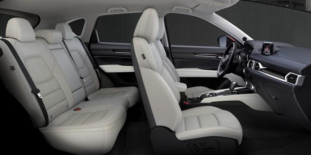 Mazda CX-5 2018 có thêm công nghệ ngắt xy-lanh chủ động tại Mỹ - Ảnh 3.