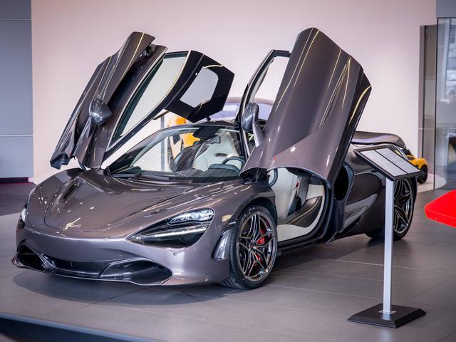 McLaren 720S, kỷ nguyên mới cho dòng Super Series đến từ Anh quốc - Ảnh 4.
