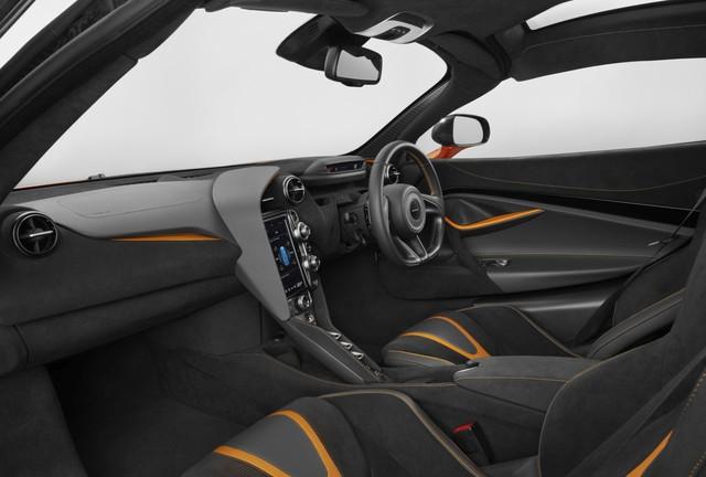 McLaren 720S, kỷ nguyên mới cho dòng Super Series đến từ Anh quốc - Ảnh 14.