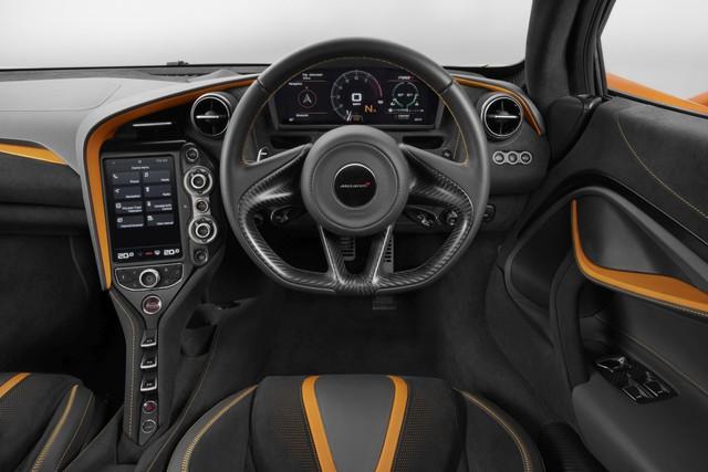 McLaren 720S, kỷ nguyên mới cho dòng Super Series đến từ Anh quốc - Ảnh 9.