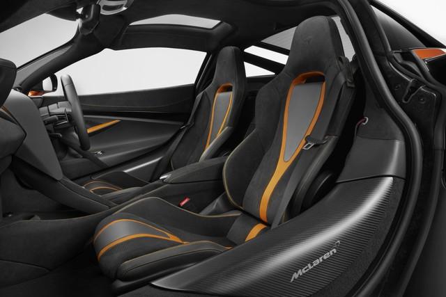 McLaren 720S, kỷ nguyên mới cho dòng Super Series đến từ Anh quốc - Ảnh 13.