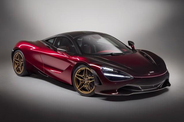 McLaren 720S, kỷ nguyên mới cho dòng Super Series đến từ Anh quốc - Ảnh 6.
