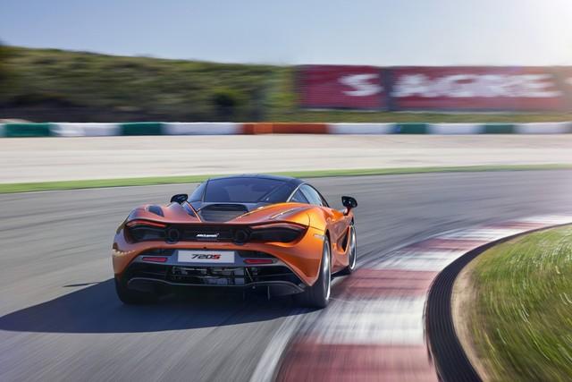 McLaren 720S, kỷ nguyên mới cho dòng Super Series đến từ Anh quốc - Ảnh 12.