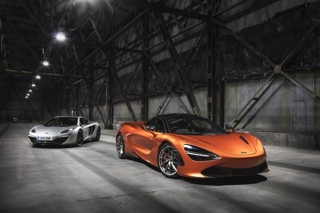 McLaren 720S, kỷ nguyên mới cho dòng Super Series đến từ Anh quốc - Ảnh 1.