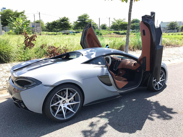 McLaren 570S từng thuộc sở hữu của Cường Đô-la tiếp tục được độ khủng - Ảnh 9.