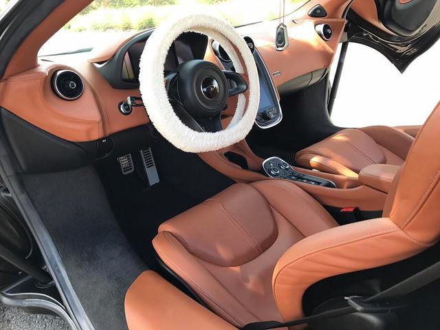 McLaren 570S từng thuộc sở hữu của Cường Đô-la tiếp tục được độ khủng - Ảnh 11.