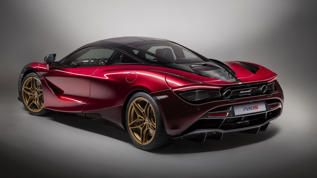 Vừa ra mắt, McLaren 720S đã có phiên bản đặc biệt hơn với giá 9,3 tỷ Đồng - Ảnh 4.