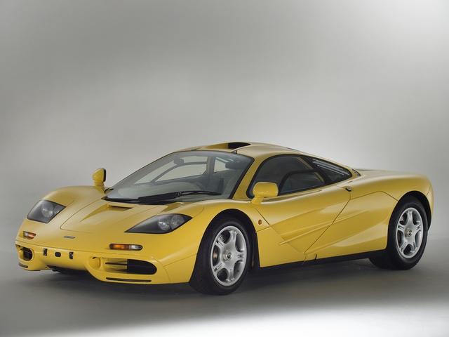 McLaren F1 siêu hiếm, khoang động cơ dát vàng đang được rao bán - Ảnh 6.