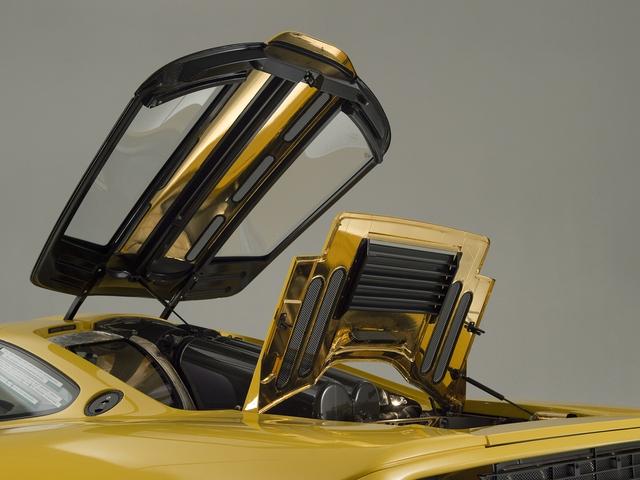 McLaren F1 siêu hiếm, khoang động cơ dát vàng đang được rao bán - Ảnh 8.