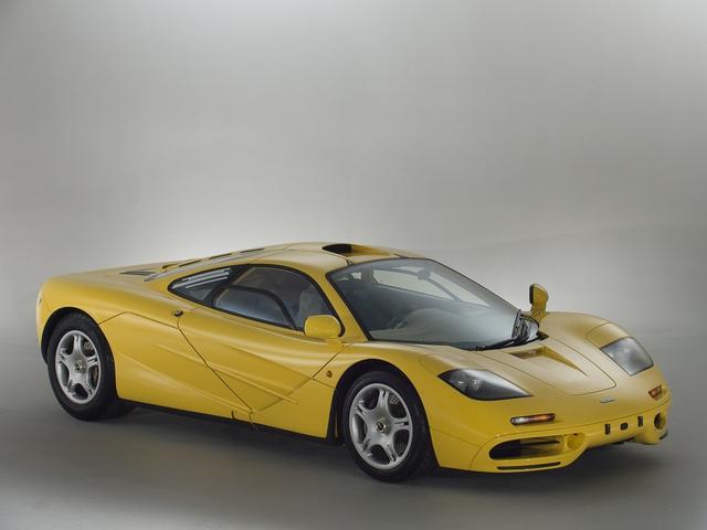 McLaren F1 siêu hiếm, khoang động cơ dát vàng đang được rao bán - Ảnh 2.