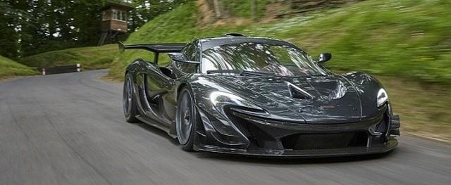 1 trong số 6 chiếc McLaren P1 LM được sản xuất trên thế giới bị bắt gặp tại London - Ảnh 14.