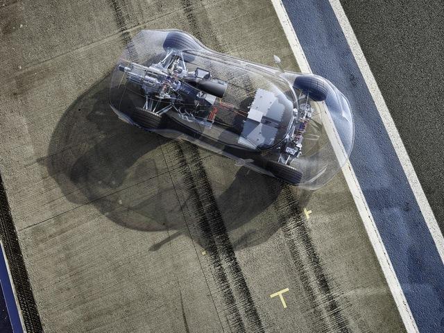 Mercedes-AMG Project One có thể cho Bugatti Chiron ngửi khói - Ảnh 4.
