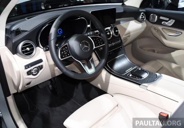 Xe không cần xăng Mercedes-Benz GLC F-Cell trình làng - Ảnh 4.