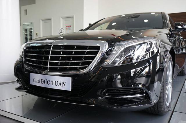 Ca sĩ Đức Tuấn tậu Mercedes-Benz S400L đời mới trị giá 4 tỷ Đồng - Ảnh 3.