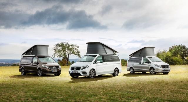 Sống tự do, đi lại thoải mái với Mercedes-Benz phiên bản Macro Polo Horizon - Ảnh 13.