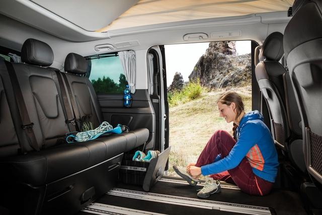Sống tự do, đi lại thoải mái với Mercedes-Benz phiên bản Macro Polo Horizon - Ảnh 9.