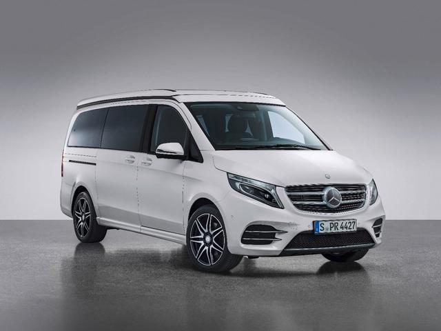 Sống tự do, đi lại thoải mái với Mercedes-Benz phiên bản Macro Polo Horizon - Ảnh 1.