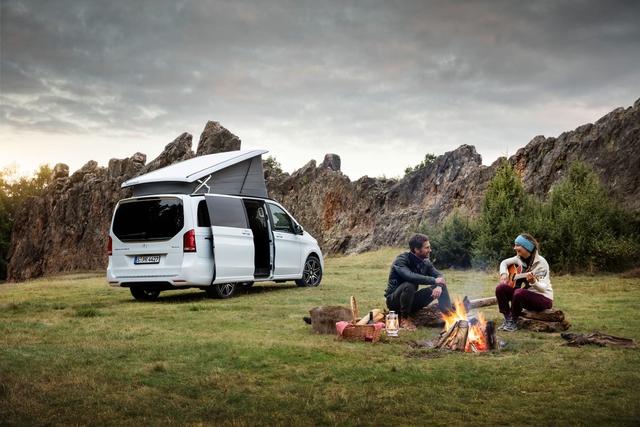 Sống tự do, đi lại thoải mái với Mercedes-Benz phiên bản Macro Polo Horizon - Ảnh 11.