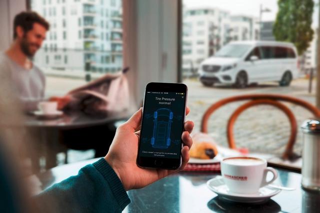 Sống tự do, đi lại thoải mái với Mercedes-Benz phiên bản Macro Polo Horizon - Ảnh 10.