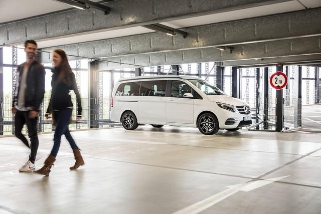 Sống tự do, đi lại thoải mái với Mercedes-Benz phiên bản Macro Polo Horizon - Ảnh 12.
