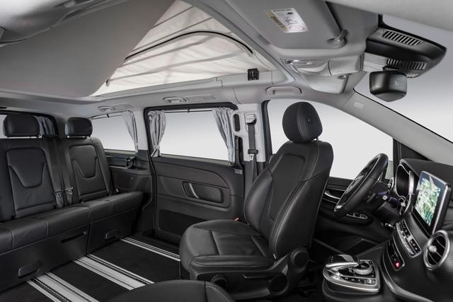Sống tự do, đi lại thoải mái với Mercedes-Benz phiên bản Macro Polo Horizon - Ảnh 5.