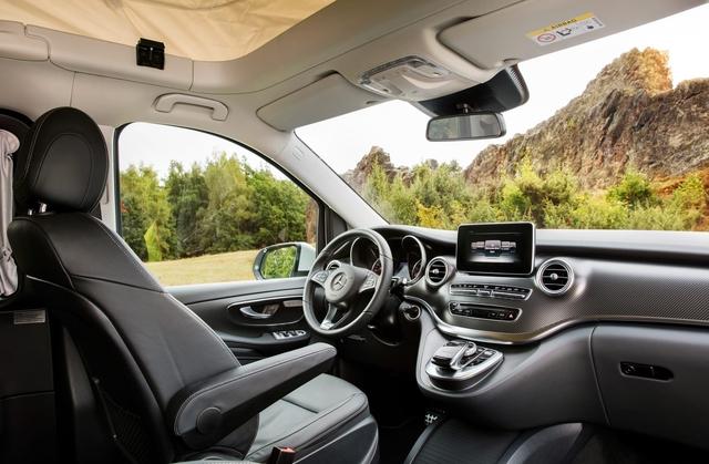 Sống tự do, đi lại thoải mái với Mercedes-Benz phiên bản Macro Polo Horizon - Ảnh 4.