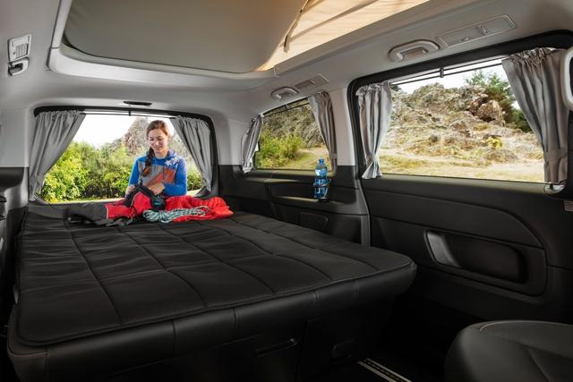 Sống tự do, đi lại thoải mái với Mercedes-Benz phiên bản Macro Polo Horizon - Ảnh 8.