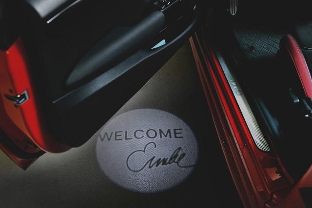 MINI cho cá nhân hóa xe theo kiểu Rolls-Royce - Ảnh 7.