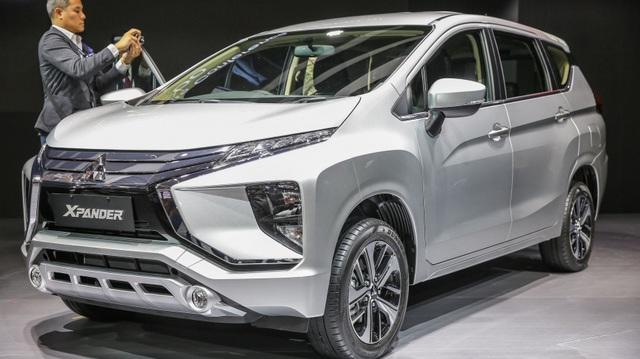 Xe MPV lai SUV cỡ nhỏ Mitsubishi Xpander chính thức trình làng tại Đông Nam Á