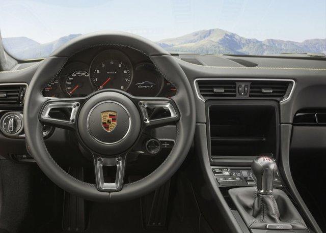 Porsche 911 Carrera T 2018 - Mẫu 911 nhẹ nhất từ trước đến nay - Ảnh 3.