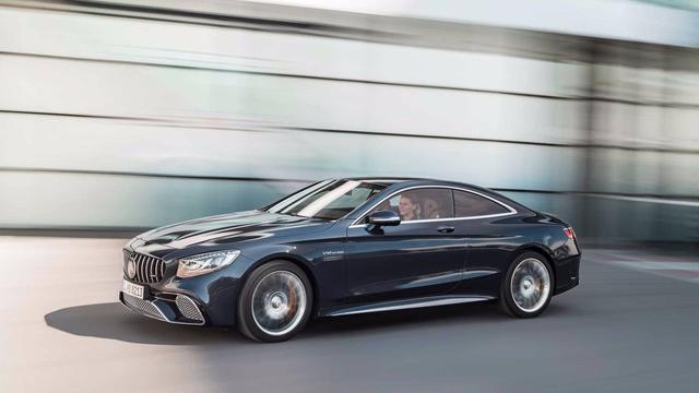 Phiên bản đặc biệt Mercedes-AMG S63 Coupe Yellow Night Edition có giá 5,4 tỷ Đồng - Ảnh 1.