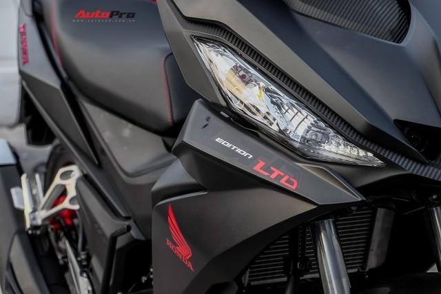 Ảnh thực tế Honda WINNER 150 phiên bản tem mới tại đại lý - Ảnh 3.