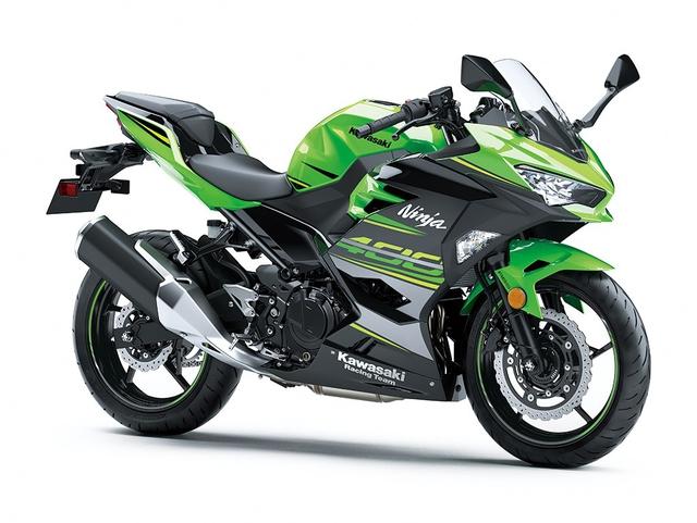 Kawasaki Ninja 400 ra mắt với thiết kế ảnh hưởng từ Ninja H2 - Ảnh 2.